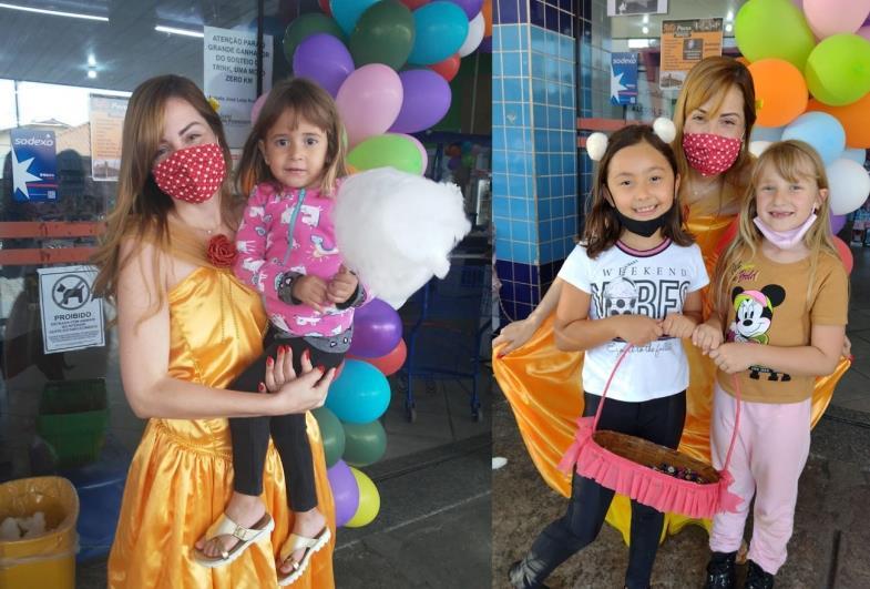 Supermercados São Francisco celebram Dia das Crianças em Piraju e Fartura