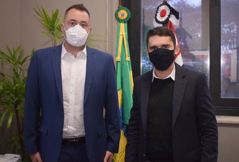 """Luciano Filé oficializa a construção da """"Casa da Juventude"""""""