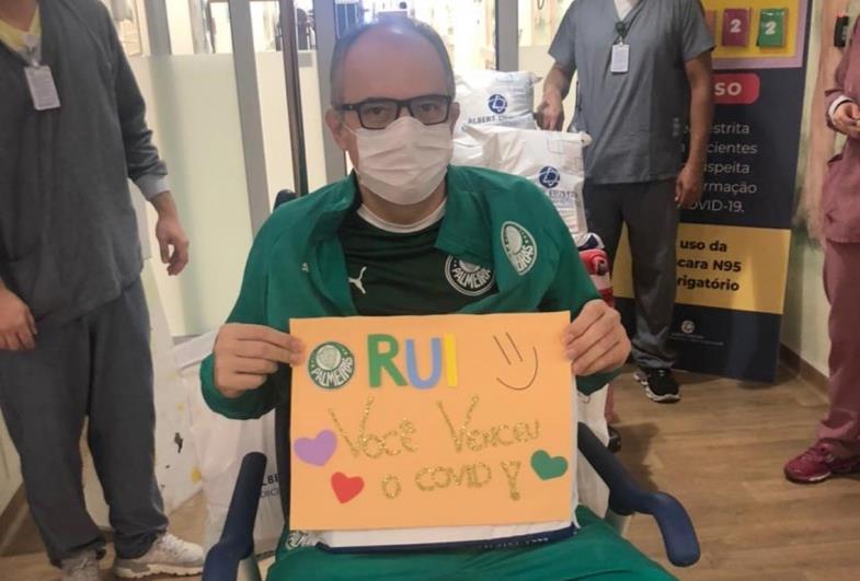 Dr. Rui vence a Covid-19