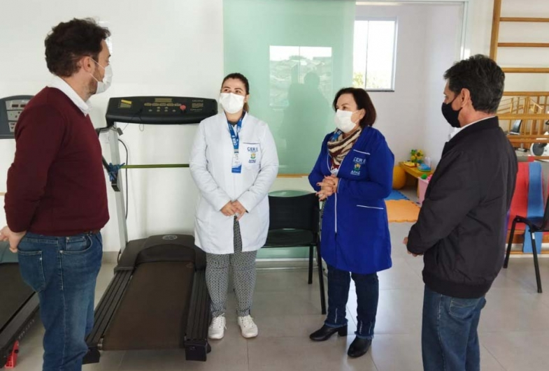 Prefeitura de Taquarituba firma convênio com Apae para reabilitação pós-Covid