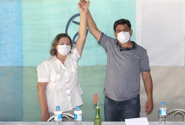Pregando continuidade, Doriveti e Beatriz lançam pré-candidatura em Fartura