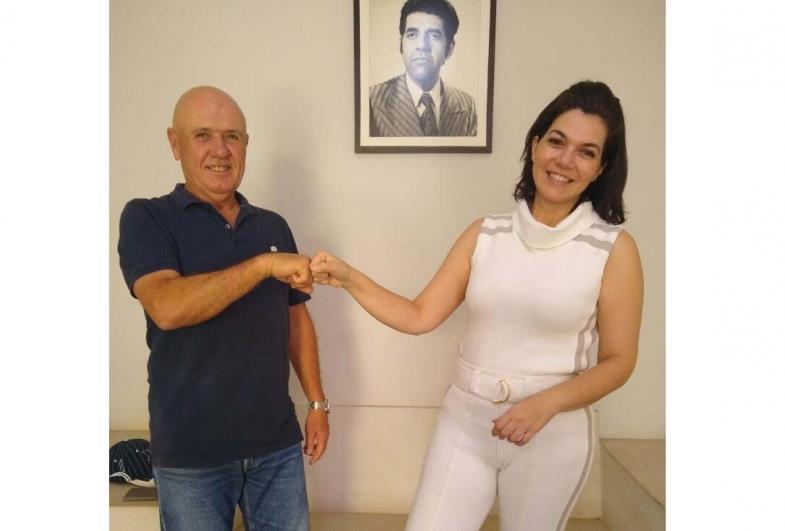 PSDB confirma Maria Cristina Chaddad e Paulinho Pantheon em Avaré