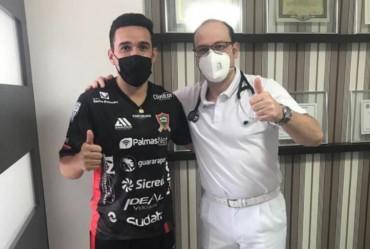 Atleta Taquá vai disputar série Ouro do Paraná