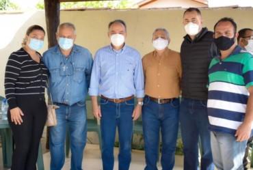 Café com política: Deputado Samuel Moreira visita município e reforça laços de amizade com povo farturense