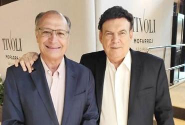 Avante alavanca a pré-candidatura de Geraldo Alckmin e Márcio França ao Governo do Estado