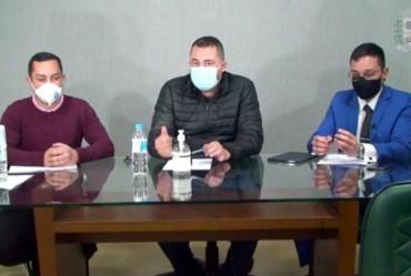 C-Zero: Live destaca Programa que monitora contaminações pela Covid-19 em Fartura