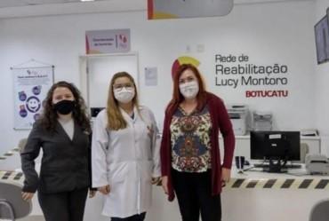 Técnicos visitam centro de reabilitação que atende pacientes de Avaré