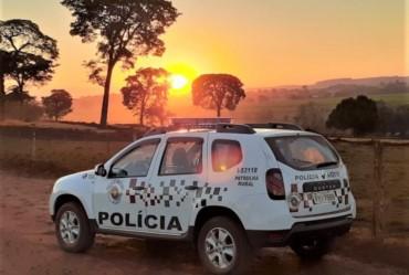 Polícia Militar e Prefeitura garantem segurança à zona rural