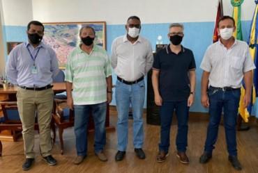 Prefeitura e Sabesp definem cronograma das obras em Sarutaiá