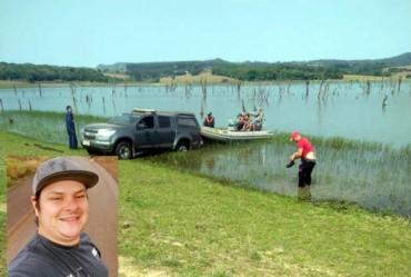 Bombeiros procuram por jovem de Taguaí que desapareceu enquanto pescava na represa Chavantes