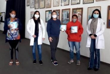 Saúde de Timburi promove encontro com as gestantes