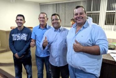 Guilherme e Marcão vão disputar reeleição em Riversul