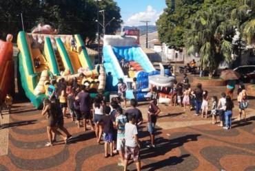 Prefeitura de Fartura realiza evento em comemoração ao Dia da Criança