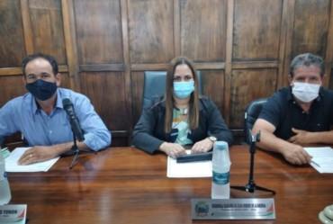 Câmara Municipal aprova projeto que estima receita e fixa despesas em Timburi