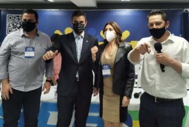 Prefeito Jô Silvestre é oficialmente apresentado como filiado ao PSDB de Avaré