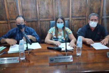 Câmara de Timburi aprova convênio com a Polícia Militar