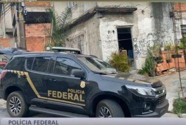 PF prende suspeito de assalto a bancos de Araçatuba em Águas de Santa Bárbara