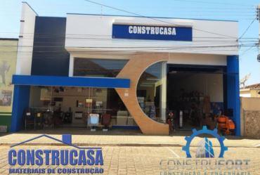 Construcasa e Construfort reinauguram sedes nesta segunda-feira em Fartura