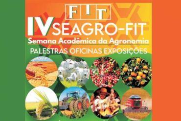 Acontece nessa semana a IV Seagro-FIT em Taguaí