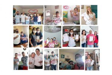 Voluntária faz rifa para ajudar Grupo de Apoio aos Portadores de Câncer