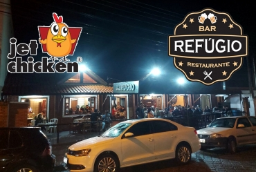 Bar e Restaurante Refúgio é inaugurado em Fartura