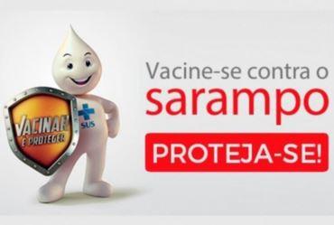 Sábado ocorre vacinação contra o sarampo em Timburi