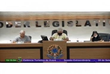 Câmara Municipal de Avaré aprova projeto de crédito de mais de R$ 6 milhões